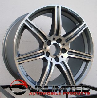 AMG E63 Style Wheels Rims Fit Mercedes C300 C350 C63 2008 2012