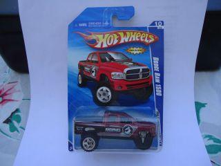 Hot Wheels Dodge RAM 1500 HW Performance 2010 Factory Defect