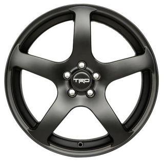 2008 2009 2010 2011 Scion XD TRD 18 inch Black Wheels Set of 4 Wheels