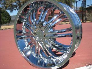 18 Chrome Wheels Rims Nissan Altima Maxima 300zx 350Z
