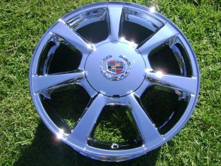 17 Brand New Chrome Wheels Cadillac cts STS 2008 2009