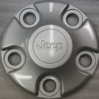 Jeep Wrangler 2007 13 Center Cap for 16 Steel Wheel Rim