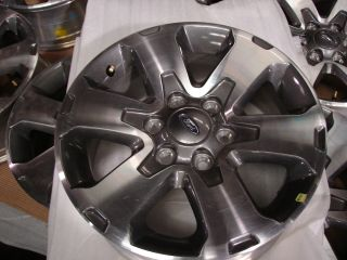 18 Ford F 150 Expedition 6 Spoke Alloy Wheels Rims