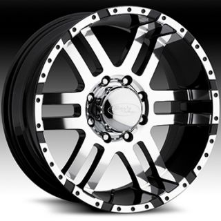American Eagle 079 wheels rims, 20x9, Fits CHEVY GMC DURAMAX 2500