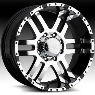 American Eagle 079 wheels rims, 20x9, Fits: CHEVY GMC DURAMAX 2500