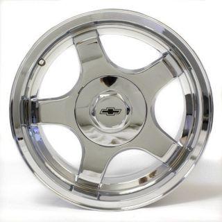 New 17 Chevy Impala SS Wheels Rims Chrome 5026 Set of 4