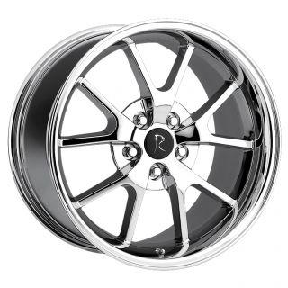 Mustang Wheels GT 1994 2004 Cobra Saleen R5 5x4 5 Rims 17x9
