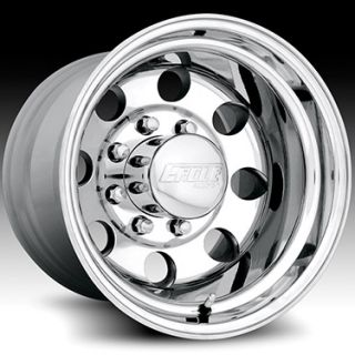 American Eagle 0589 Wheels Rims 15x8 Fits Chevy GMC C10 K5 Blazer