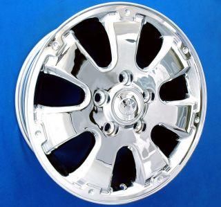 Tundra Texas Edition 20 inch Chrome Wheels Sequoia 20 Rims New