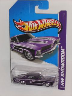 Hot Wheels 13 Hidden Secret Treasure Hunt Showroom 64 Buick Riviera