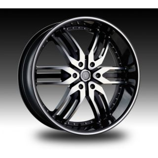 24 INCH F5125B RIMS AND TIRES ESCALADE SIERRA 1500 SILVERADO AVALANCHE