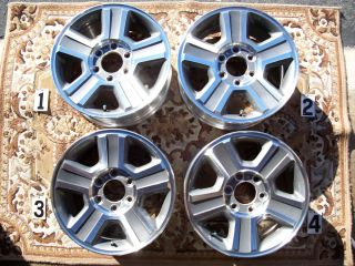 150 Navigator 17 Wheels Rims Stock Factory PN 2L14 1007