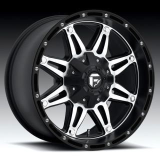 HOSTAGE MACHINED RIMS 35X12 50X20 TOYO OPEN COUNTRY MT WHEELS TIRES
