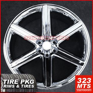 28 IROC Cadillac Escalade Avalanche F150 Rims Tire Pkg