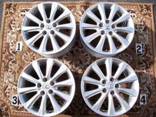 17 Wheels Rims SC430 Stock Toyota Camry Highlander Sienna 17