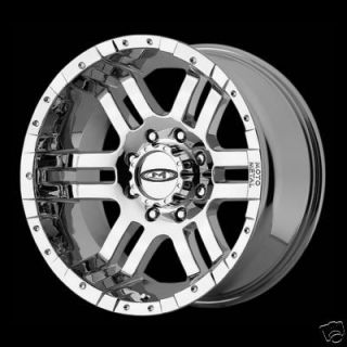 16 inch Chrome Wheels Rims 8 Lug Dodge Chevy 2500 Truck