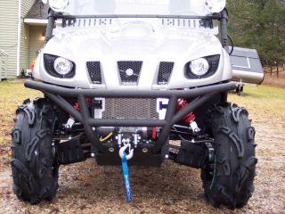 Yamaha Rhino Mudzilla ATV Tire G8 Platinum Wheel Kit Complete