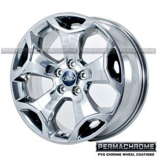 Original Ford Taurus 19 PVD Chrome Wheels Rims 3818