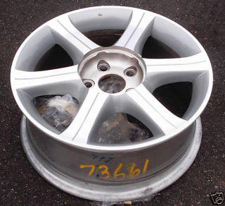 17 02 03 04 Infiniti I35 Alloy Wheel Rim