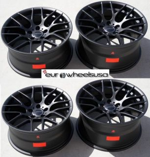 19 Avant Garde Wheels for BMW M6 M5 545 550 750 E90 E92 M3 Set of 4