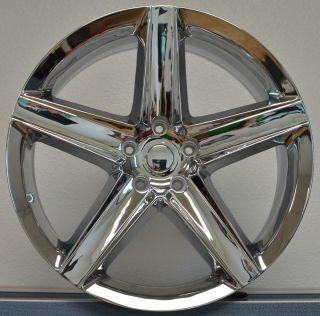 SRT8 Chrome Grand Cherokee Commander Wrangler Wheels Rims Set