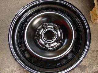 15 Audi A4 A6 Passat 5 Lug Steel Wheels Rims