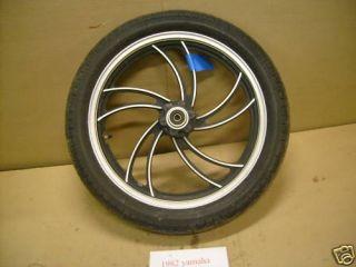1982 Yamaha Virago XV750FRONT Rim Tire XV 750 XV700