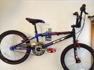 2001 GT BMX Hot Wheels Special Edition