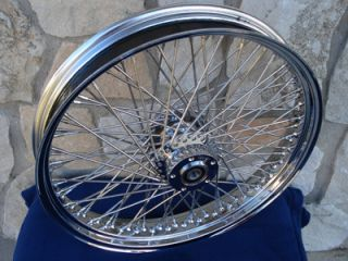 21x3 80 Spoke Front Wheel for Harley Street Road King Glide Touring 00