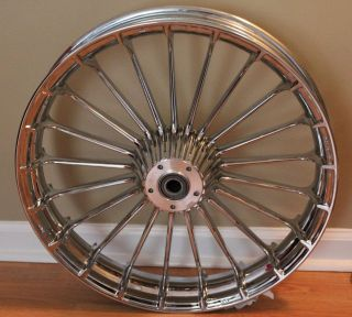 Harley Davidson 21 Front Wheel Chrome