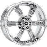 17 inch Chrome Wheels Rims Ford Truck F150 Expedition