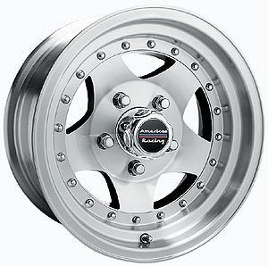 American Racing Wheels AR23 15 15x7 Alloy Wheels S10 TJ YJ Cherokee