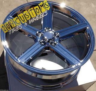 26 inch IROC Wheels Rims Tires 5x127 Caprice Impala SS 92 93 94 95 96