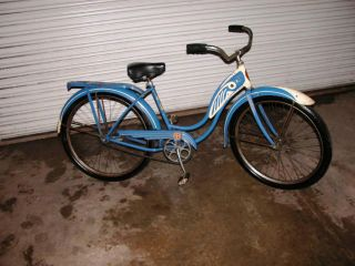 1950s Schwinn Hornet Womens Bike Ladies Girls 26 Wheels