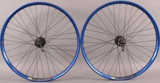 EX 729 Shimano XT 6 bolt Disc Brake Mountain Bike Wheels 26 Wheelset