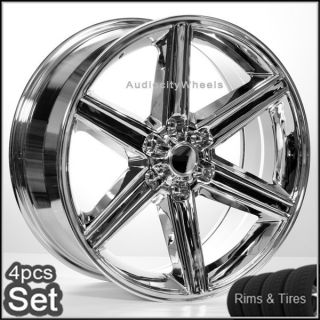 28 IROC Wheels and Tires 6LUG Escalade Tahoe Chevy Siverado Rims