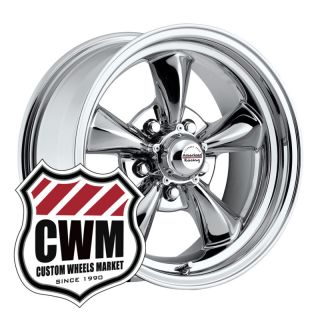 15x7 Chrome Wheels Rims 5x4 75 Lug Pattern for Pontiac Grand Prix