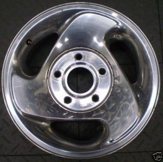 2104 Dodge RAM 1500 16 Factory Alloy Wheel Rim Pol B