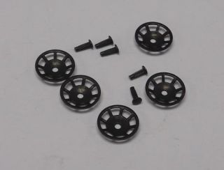 715 21 Metal Brake Wheels Pins for Lionel O O27 Gauge Freight Cars 5