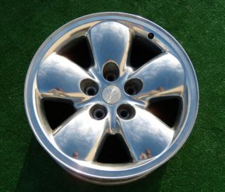 Factory Dodge RAM 1500 20 Polished Wheel Rim 2167 B