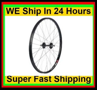 Alex Rims Ace 19 700c 32h Rim Bike Bicycle Black Black Front Wheel