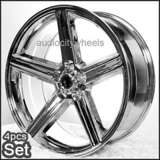 22 IROC Wheels Rims Wheel 300C Magnum Charger Challenger