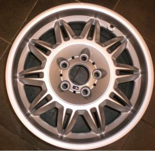 BMW E36 M3 M Double Spoke Alloy Wheel 17 Front Rim