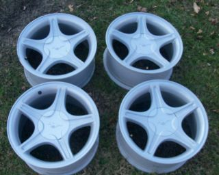 1999 2004 FORD MUSTANG 17 WHEELS RIMS STOCK OEM FACTORY 17x8 SET 4