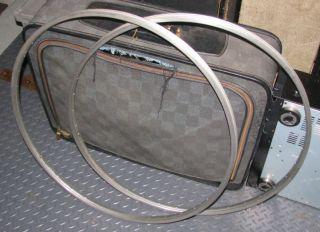 27x1 1 4 w O Japan Aluminum Araya Wheels Rims Vintage
