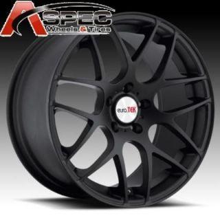 19 Odyssey Cadillac cts BMW 5x120 P40 Black Rim Wheels