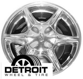 Oldsmobile Alero Factory Wheel Rim 6057 Polished 1999 2000