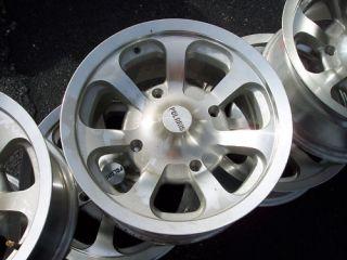 14 14X7 4 3 4x156 Polaris Blemished ATV Rim Wheel