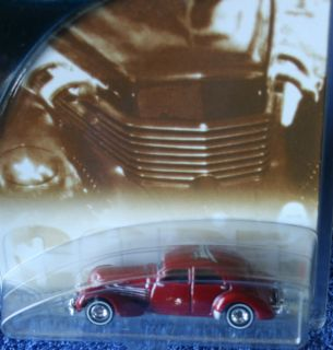Hot Wheels Auto Milestones 2001 Collection 1937 810 Cord
