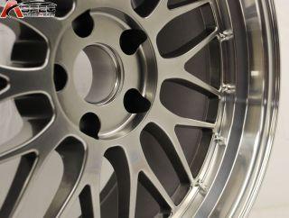 19 Staggered LM Style Wheels Fit BMW E39 E60 E64 E65